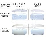 Tipsy BelArte Classic Clear 500 szt.